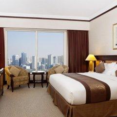 Отель Hilton Sharjah ОАЭ, Шарджа - 10 отзывов об отеле, цены и фото номеров - забронировать отель Hilton Sharjah онлайн комната для гостей фото 5