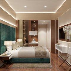 Marquise Hotel комната для гостей