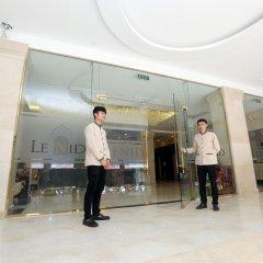 Lenid Hotel Tho Nhuom интерьер отеля фото 3