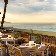 Отель Villa del Palmar Beach Resort & Spa Cabo San Lucas питание