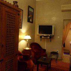 Отель Riad Lapis-lazuli Марракеш удобства в номере фото 2