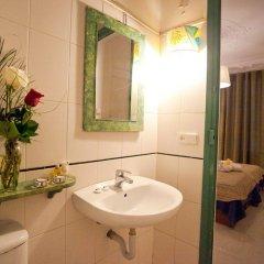 Отель Hostal Que Tal ванная
