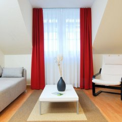 Отель Aparthotel am Zwinger комната для гостей фото 2