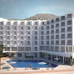 Lalila Blue Hotel By Blue Bay Platinum Мармарис бассейн