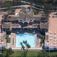 Отель Arbatax Park Resort Borgo Cala Moresca городской автобус