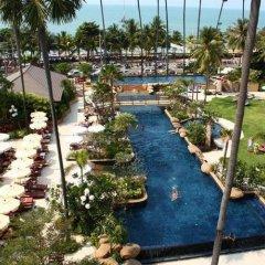 Отель Jomtien Palm Beach Hotel And Resort Таиланд, Паттайя - 10 отзывов об отеле, цены и фото номеров - забронировать отель Jomtien Palm Beach Hotel And Resort онлайн с домашними животными