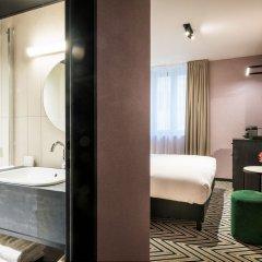 Hotel Hubert Grand Place Брюссель комната для гостей фото 4