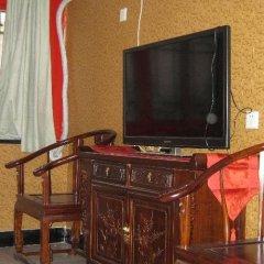 Отель Badaling Tieguowang Inn Beijing удобства в номере