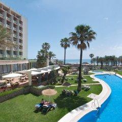 Medplaya Hotel Pez Espada бассейн