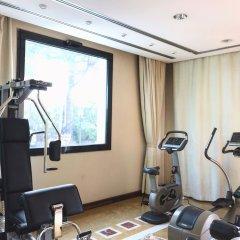 Отель SHG Hotel Antonella Италия, Помеция - 1 отзыв об отеле, цены и фото номеров - забронировать отель SHG Hotel Antonella онлайн фитнесс-зал фото 2
