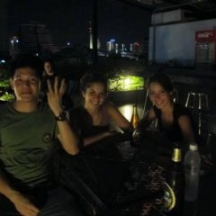Отель We Bangkok Бангкок гостиничный бар