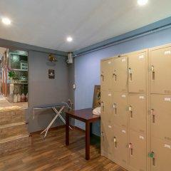 Отель Phobphanhostel Бангкок сейф в номере
