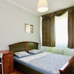 Апартаменты Luxkv Apartment On 2Nd Dubrovskaya Москва комната для гостей фото 4
