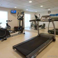 Отель City Express Mérida фитнесс-зал
