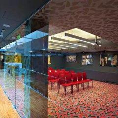 Bohem Art Hotel Будапешт интерьер отеля