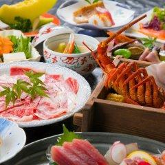 Отель Yunosato Hayama Япония, Беппу - отзывы, цены и фото номеров - забронировать отель Yunosato Hayama онлайн питание
