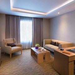 Отель Grand Mercure Fortune Бангкок комната для гостей фото 4