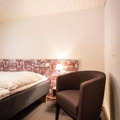 Отель Landhaus Швейцария, Занен - отзывы, цены и фото номеров - забронировать отель Landhaus онлайн удобства в номере фото 2