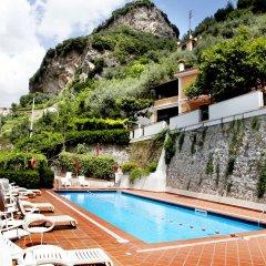 Отель Residence Villa Rosa Италия, Равелло - отзывы, цены и фото номеров - забронировать отель Residence Villa Rosa онлайн бассейн фото 3