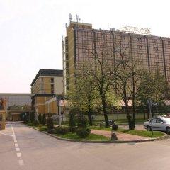 Hotel Park Рума парковка