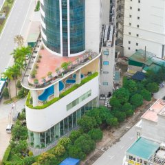Апартаменты MHG Home Luxury Apartment бассейн