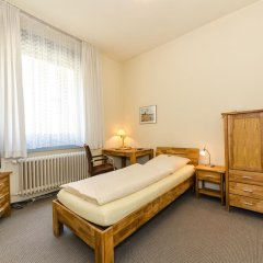 Отель An der Stadthalle комната для гостей