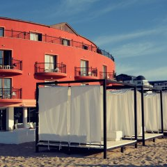 Hotel Dune пляж