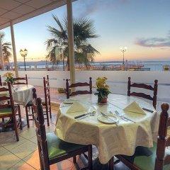 Отель Sea View Буджибба питание