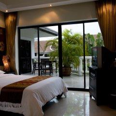 Отель Palm Grove Resort Таиланд, На Чом Тхиан - 1 отзыв об отеле, цены и фото номеров - забронировать отель Palm Grove Resort онлайн комната для гостей фото 3