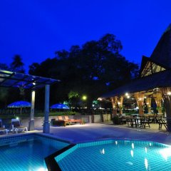 Отель Samui Honey Tara Villa Residence Таиланд, Самуи - отзывы, цены и фото номеров - забронировать отель Samui Honey Tara Villa Residence онлайн бассейн фото 3