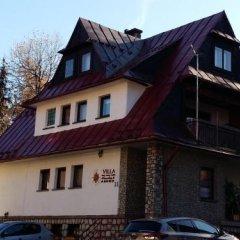 Отель Willa Cztery Strony Świata Закопане парковка
