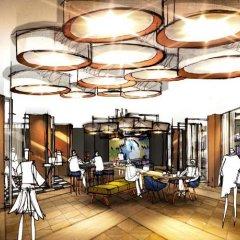 Отель Andaz Munich Schwabinger Tor - a concept by Hyatt спортивное сооружение