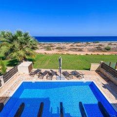 Отель Villa Greco Mare бассейн фото 2