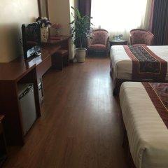 Отель Blue Sky Halong Hotel Вьетнам, Халонг - отзывы, цены и фото номеров - забронировать отель Blue Sky Halong Hotel онлайн сейф в номере