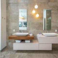 Отель Sycamore Villa США, Лос-Анджелес - отзывы, цены и фото номеров - забронировать отель Sycamore Villa онлайн ванная