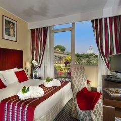 Отель Cardinal St. Peter Рим комната для гостей фото 4
