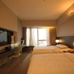 Yiwu Commatel hotel комната для гостей фото 4