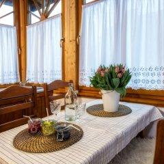 Отель Willa Olga питание фото 2