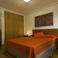 Отель Aqua Apartments Oceanográfico Испания, Валенсия - отзывы, цены и фото номеров - забронировать отель Aqua Apartments Oceanográfico онлайн комната для гостей фото 5
