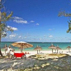Отель Emeraude Beach Attitude пляж