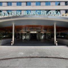 Senator Barcelona Spa Hotel парковка
