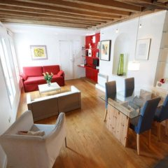 Отель Appartements Marais Temple Франция, Париж - отзывы, цены и фото номеров - забронировать отель Appartements Marais Temple онлайн фото 6