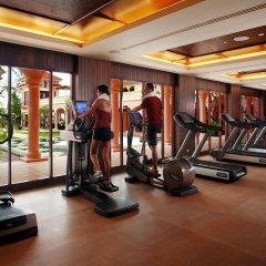 Отель Centara Grand Beach Resort Phuket Таиланд, Карон-Бич - 5 отзывов об отеле, цены и фото номеров - забронировать отель Centara Grand Beach Resort Phuket онлайн фитнесс-зал фото 2