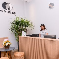 Отель COMMON INN Ben Thanh спа