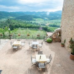 Отель Il Castello Di Perchia Сполето фото 14
