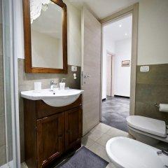 Отель Lussuosa Dimora Dell'Agnello Италия, Генуя - отзывы, цены и фото номеров - забронировать отель Lussuosa Dimora Dell'Agnello онлайн ванная