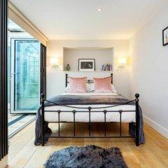 Отель The Secret Atrium Великобритания, Лондон - отзывы, цены и фото номеров - забронировать отель The Secret Atrium онлайн комната для гостей фото 5
