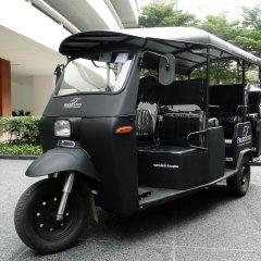 Отель Fraser Suites Sukhumvit, Bangkok Таиланд, Бангкок - отзывы, цены и фото номеров - забронировать отель Fraser Suites Sukhumvit, Bangkok онлайн городской автобус