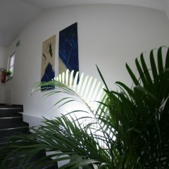 Отель Ante Portas Зальцбург интерьер отеля