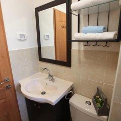 Отель Haifa Guest House Хайфа ванная фото 2